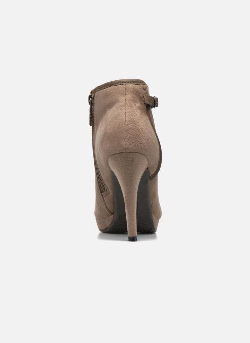 Boots en enkellaarsjes Refresh Alma-61122 Beige rechts