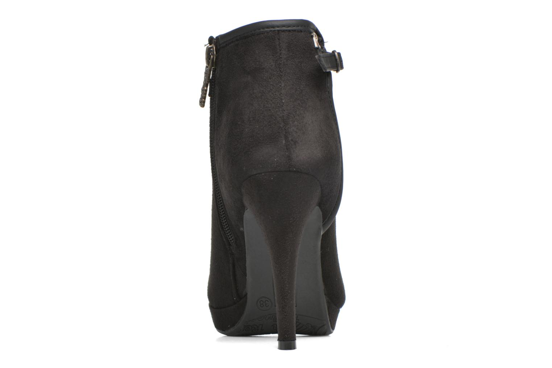 Bottines et boots Refresh Alma-61122 Noir vue droite