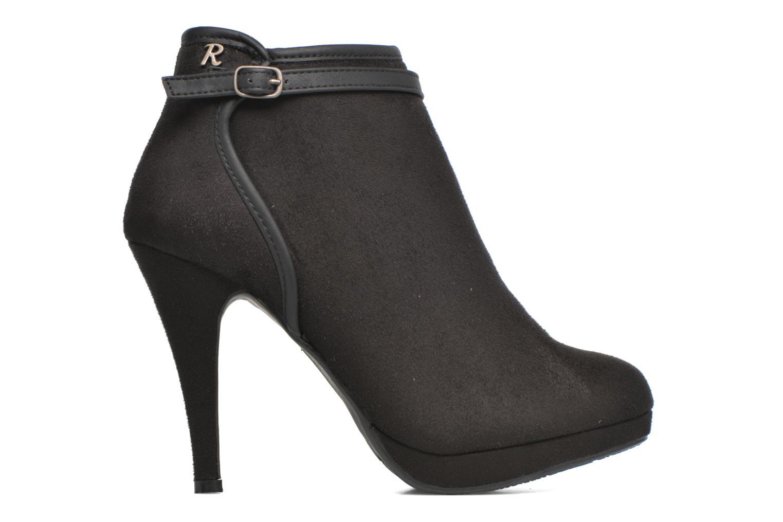 Bottines et boots Refresh Alma-61122 Noir vue derrière