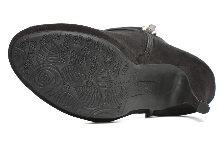 Bottines et boots Refresh Alma-61122 Noir vue haut