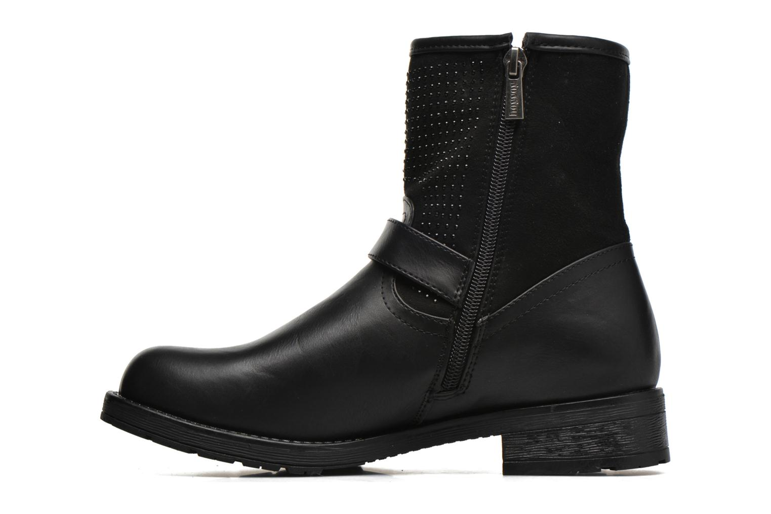 Ankle boots Refresh Elisa-61425 Black front view