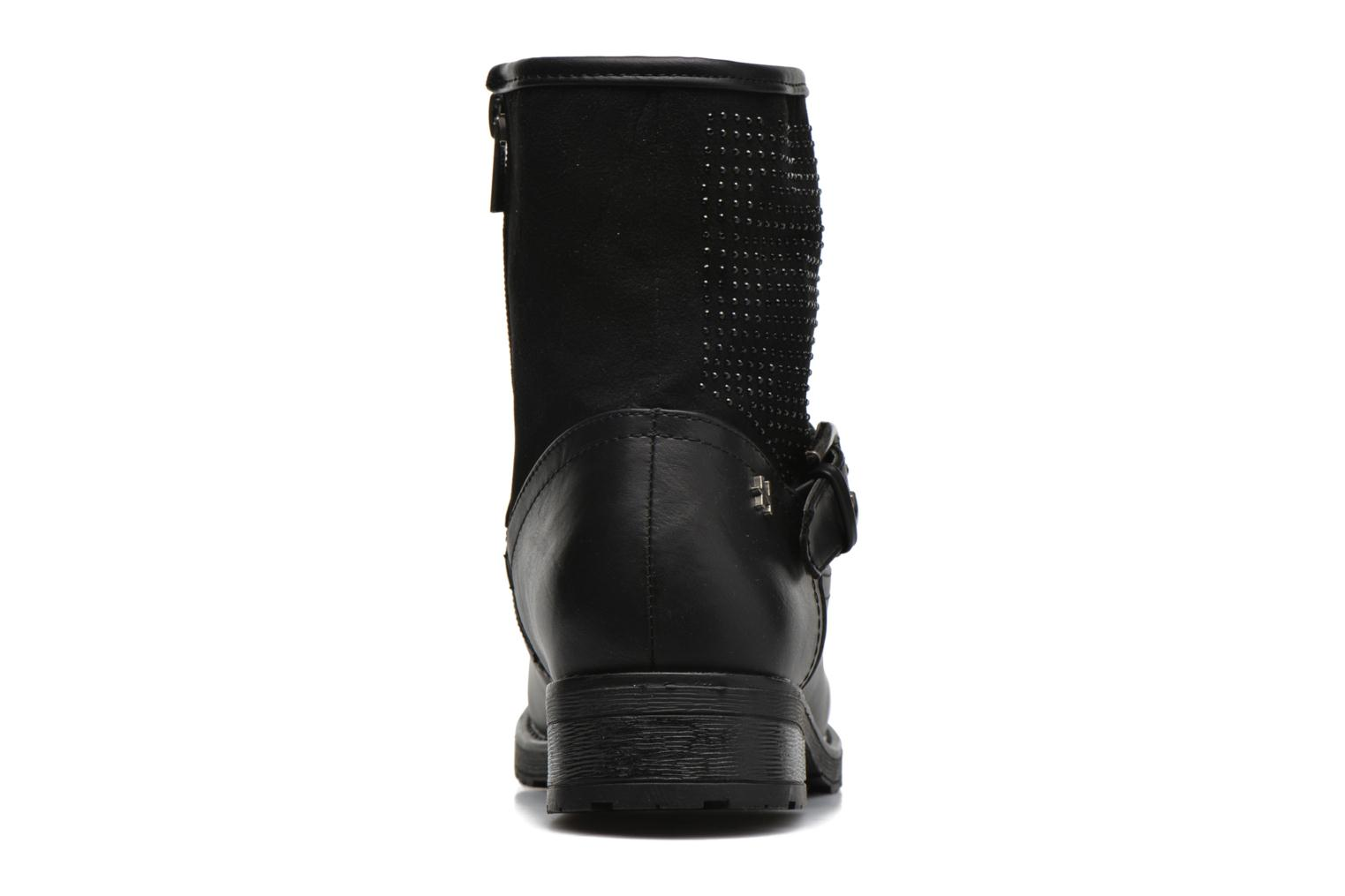Ankle boots Refresh Elisa-61425 Black view from the right