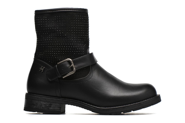 Ankle boots Refresh Elisa-61425 Black back view