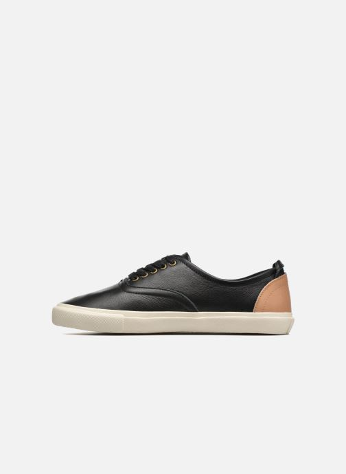 Trainers Levi's White Tab Sneaker Low Black front view