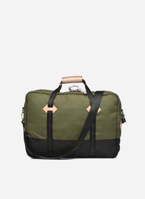 Bolsas de deporte Levi's Colorblock Messenger bag Verde vista de frente