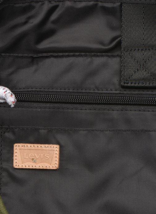 Herrentaschen Levi's Colorblock Messenger bag grün ansicht von hinten