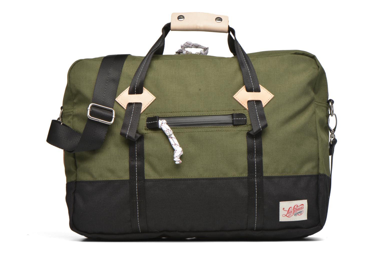 Sporttassen Levi's Colorblock Messenger bag Groen detail
