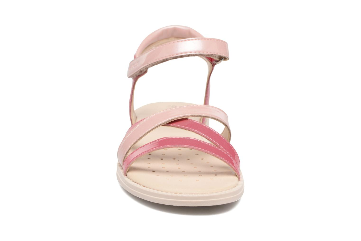 Sandals Geox J S.Karly G.J5235D Pink model view