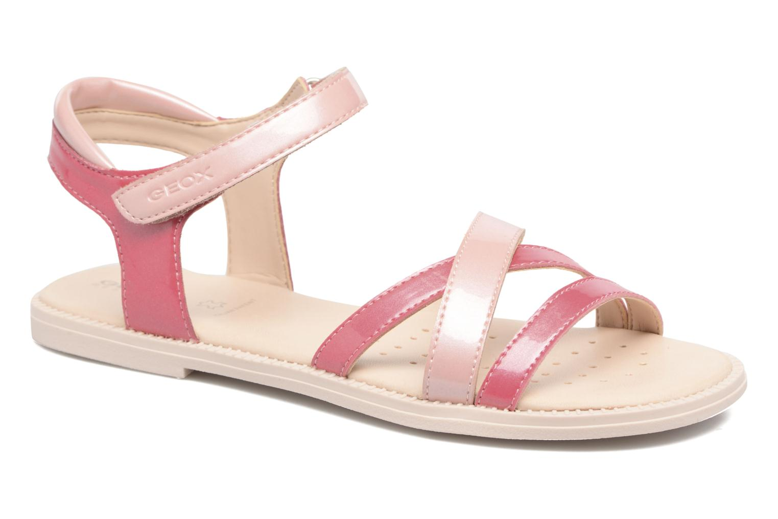 Sandals Geox J S.Karly G.J5235D Pink detailed view/ Pair view