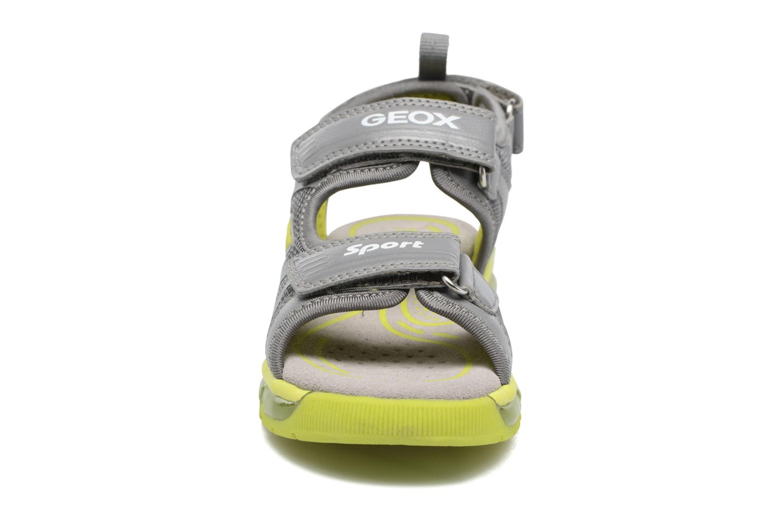 Sandals Geox J S.Android B.B J720QB Grey model view
