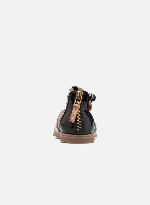 Sandales et nu-pieds Geox J S.Karly G. D J7235D Noir vue droite