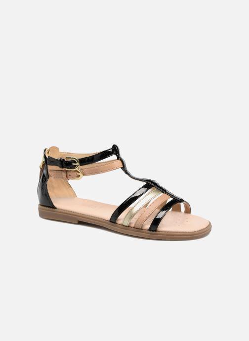 Sandales et nu-pieds Geox J S.Karly G. D J7235D Noir vue détail/paire