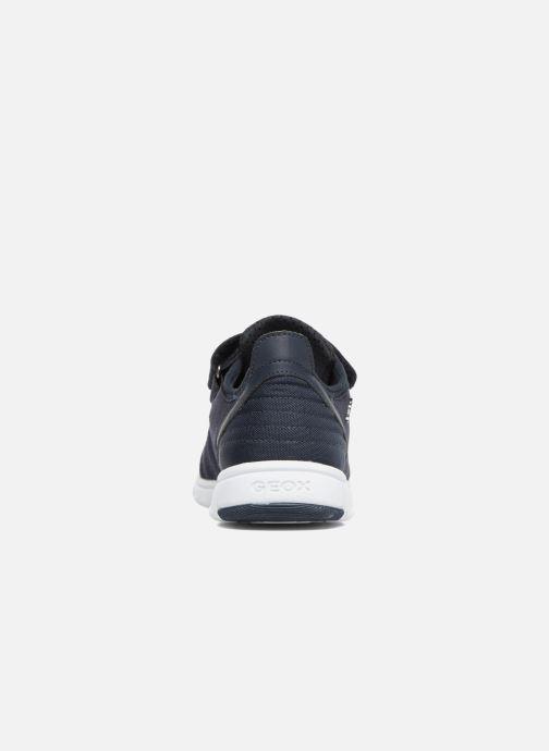 Sneakers Geox J Xunday B. C J723NC Azzurro immagine destra