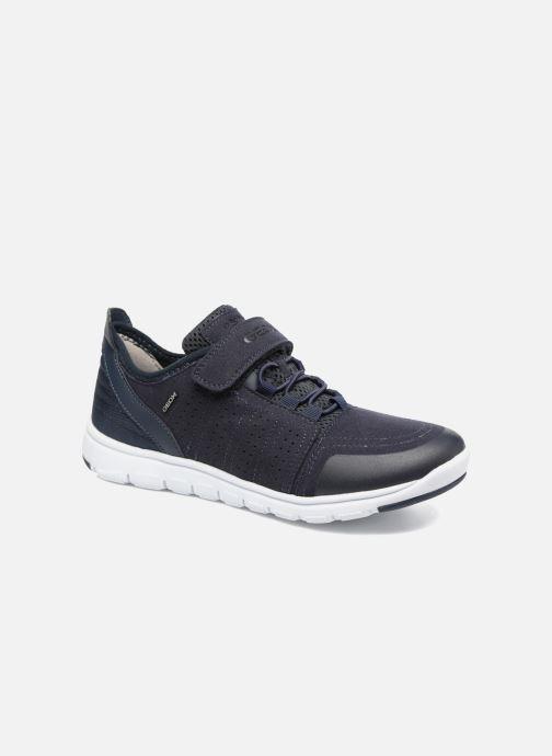 Sneakers Geox J Xunday B. C J723NC Azzurro vedi dettaglio/paio