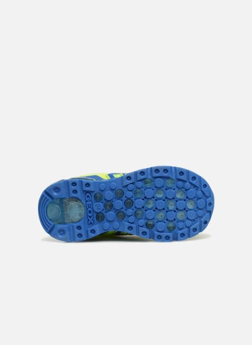 Sneakers Geox J Android B. CJ7244C Gul se foroven