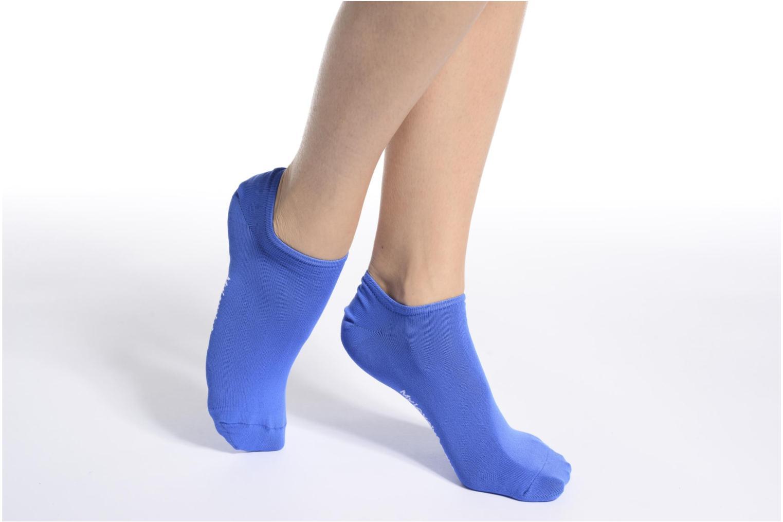 Sokken en panty's My Lovely Socks Chaussettes Invisibles Fluo SACHA Blauw boven