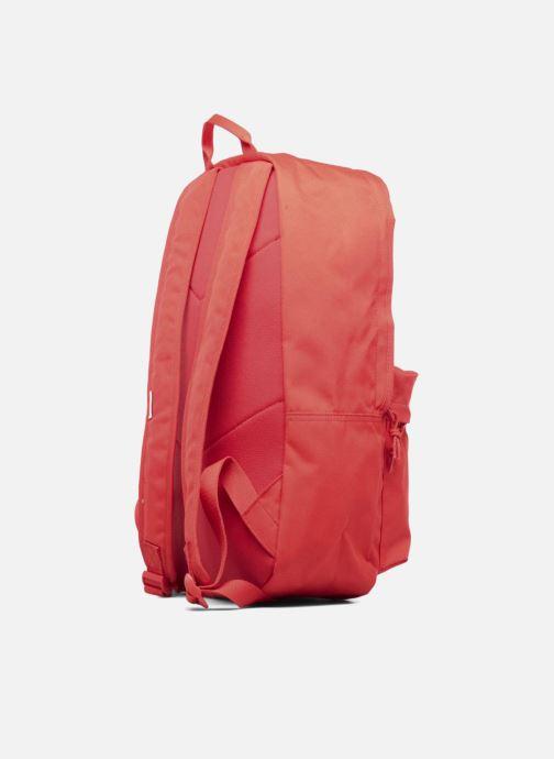 Rucksäcke Converse EDC poly Backpack M rot ansicht von rechts