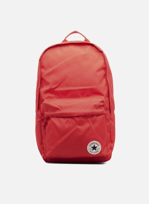 Rucksacks Converse EDC poly Backpack M Red detailed view/ Pair view
