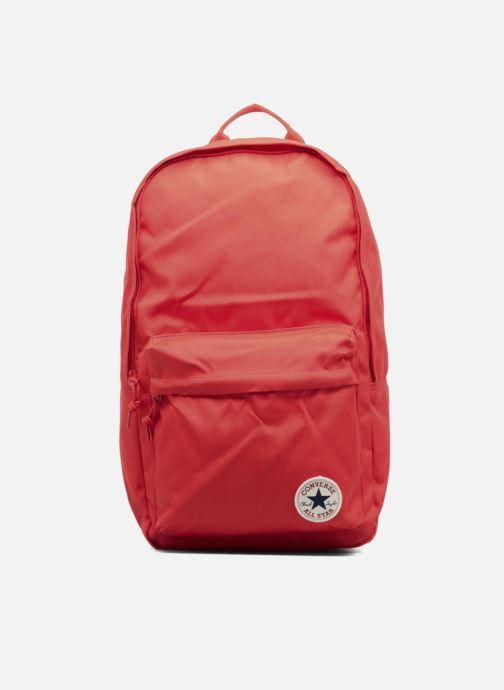 Mochilas Converse EDC poly Backpack M Rojo vista de detalle / par