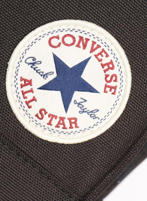 Bolsos de hombre Converse Core Poly Crossbody Negro vista lateral izquierda