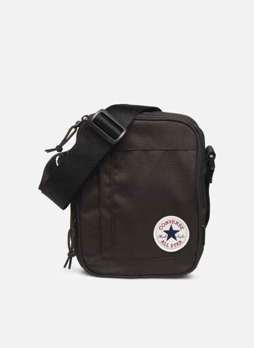 Men's bags Converse Core Poly Crossbody Black detailed view/ Pair view