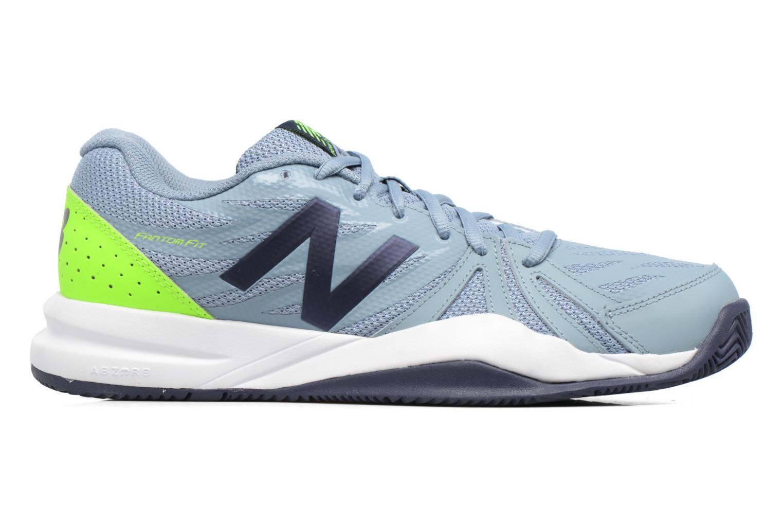 Sport shoes New Balance MC786 Grey back view