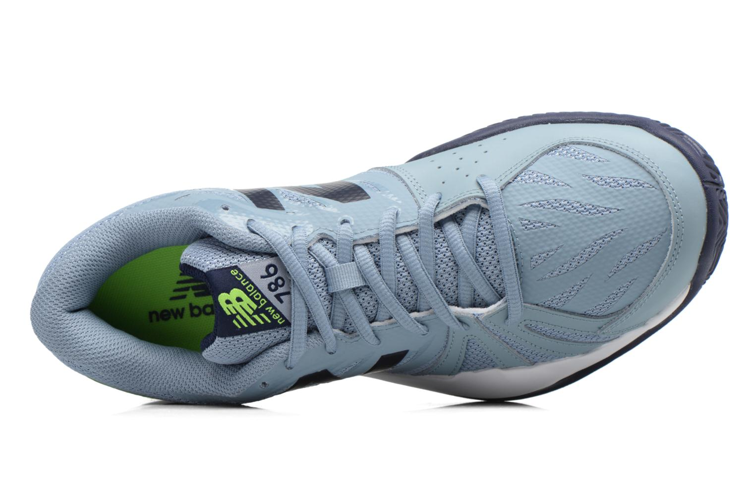 Sport shoes New Balance MC786 Grey view from the left