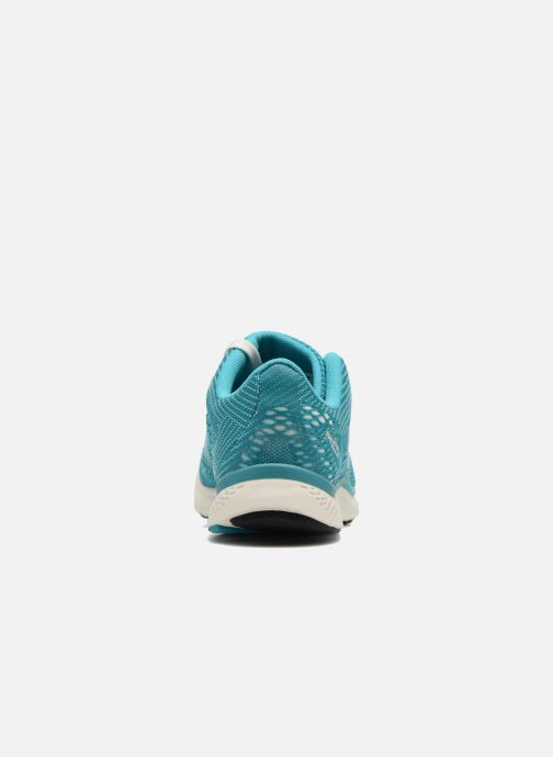 Sport shoes New Balance WXAGL Blue view from the right
