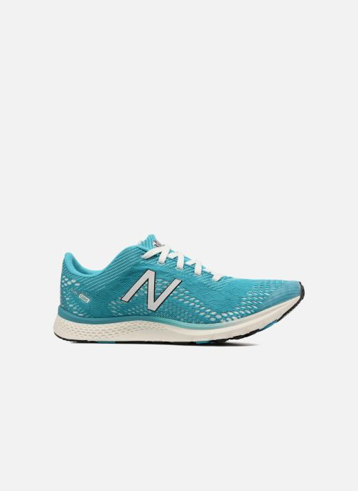 Sport shoes New Balance WXAGL Blue back view