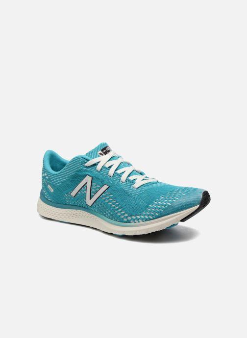 Sport shoes New Balance WXAGL Blue detailed view/ Pair view