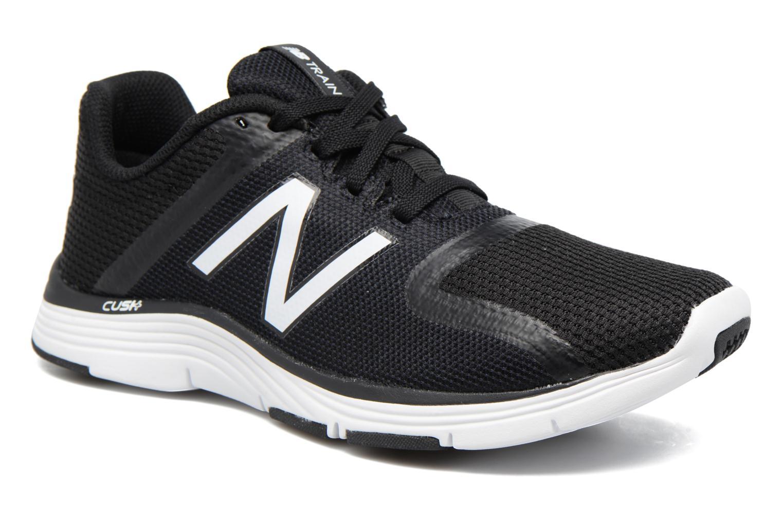 Chaussures de sport New Balance MX818 Noir vue détail/paire