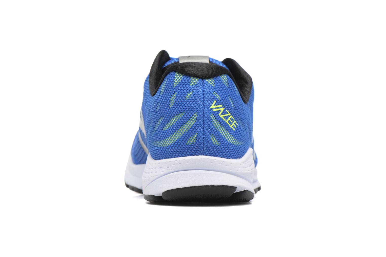 Zapatillas de deporte New Balance MURGE Azul vista lateral derecha