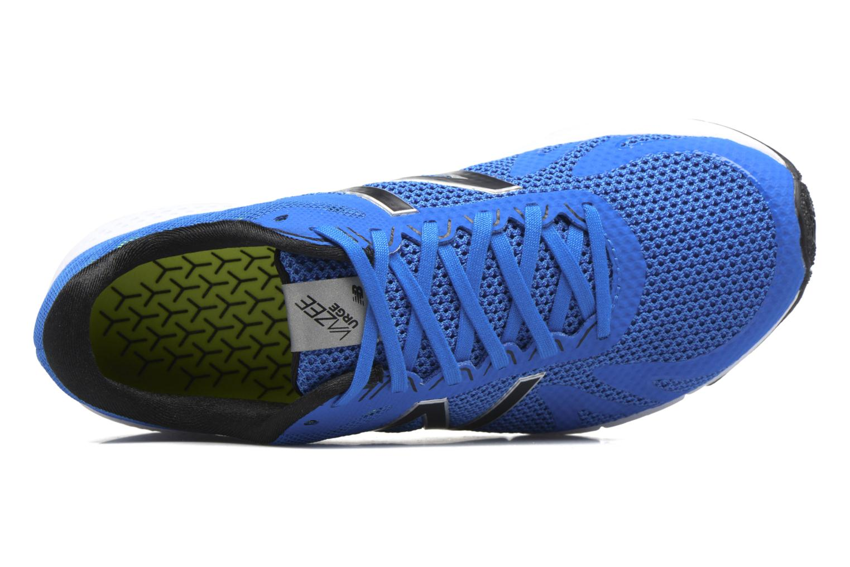 Zapatillas de deporte New Balance MURGE Azul vista lateral izquierda