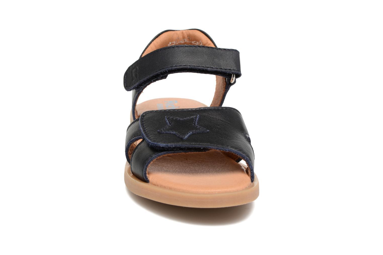 Sandals Richter Lena Blue model view