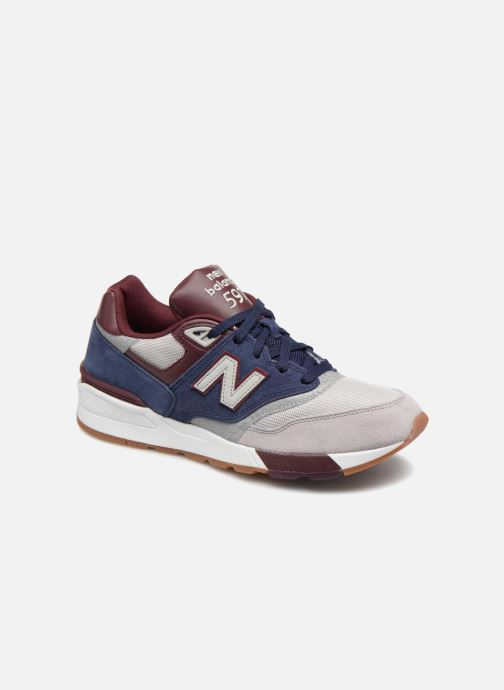 Sneakers New Balance ML597 Blauw detail