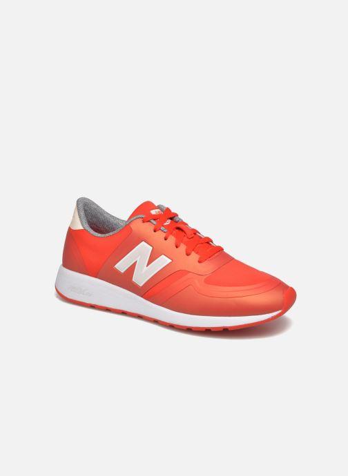Deportivas New Balance WRL420 Rojo vista de detalle / par