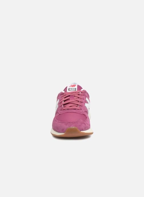 Trainers New Balance WRL420 Pink model view