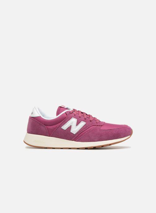 Sneaker New Balance WRL420 rosa ansicht von hinten