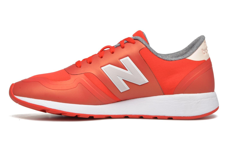 Sneakers New Balance WRL420 Rød se forfra