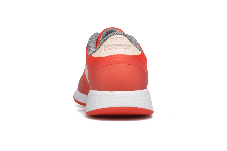 Sneakers New Balance WRL420 Rød Se fra højre