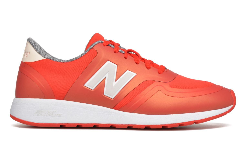 Sneakers New Balance WRL420 Rød se bagfra