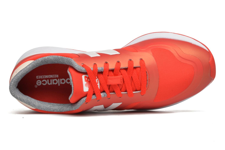 Sneakers New Balance WRL420 Rød se fra venstre