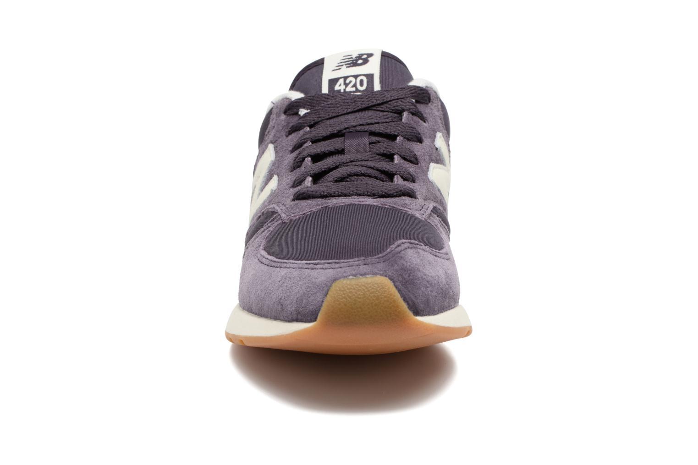Sneakers New Balance WRL420 Lilla se skoene på