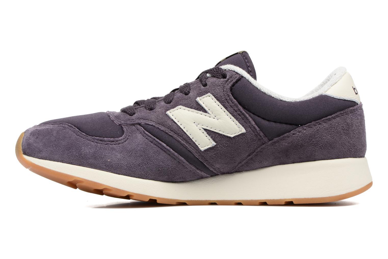 Sneakers New Balance WRL420 Lilla se forfra