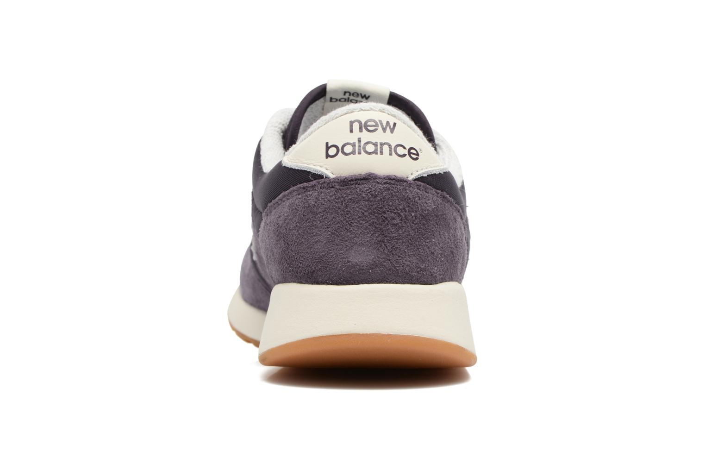 Sneakers New Balance WRL420 Lilla Se fra højre