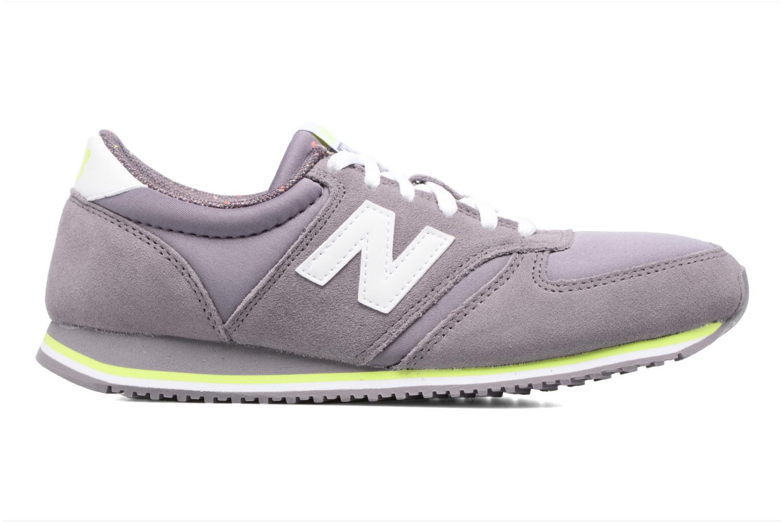 Sneaker New Balance WRL420 lila ansicht von hinten