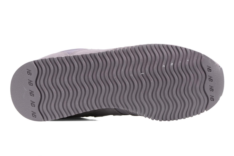 Sneaker New Balance WRL420 lila ansicht von oben