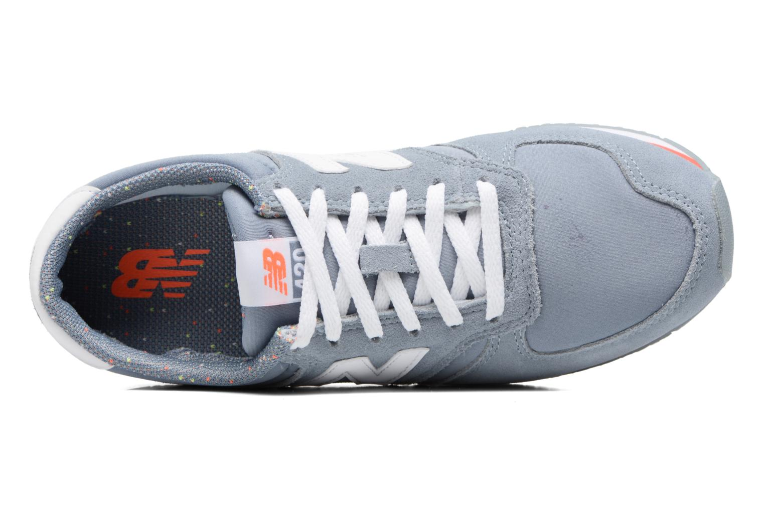 Sneakers New Balance WRL420 Grijs links