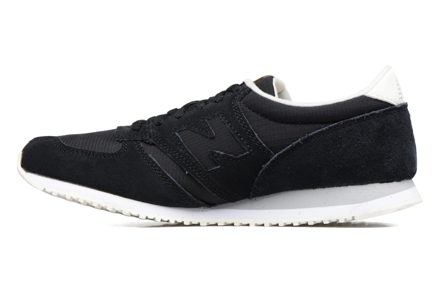 Baskets New Balance WRL420 Noir vue face