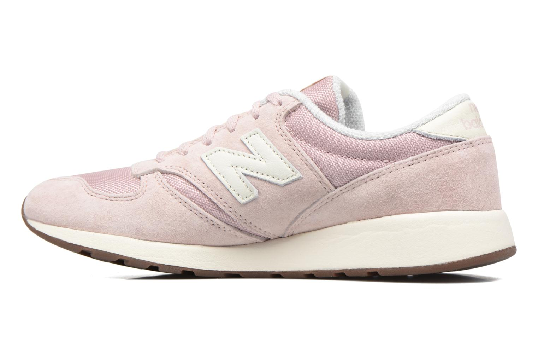 Sneakers New Balance WRL420 Roze voorkant